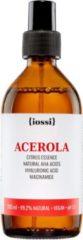 IOSSI   Acerola Citrus Essence 200ml   Gezichtsverzorgings Toner   Natuurlijke Hydrolaatspray   Gezichtstoner