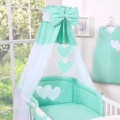 Groene My Sweet Baby Hemeltje Strik Mint