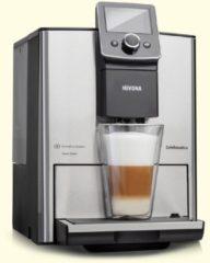 Zilveren Nivona Caf\eRomatica 825 Espressomachine
