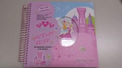 Roze Fotoscrapboek Princess