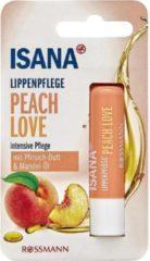 ISANA Lippenbalsem | lippenstift Peach Love