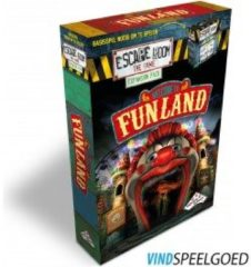 Escape Room - The Game expansion - Welcome to Funland - Bordspel Identity Games