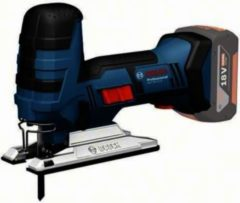 Bosch Akku Stichsäge GST 18 V-LI S in L-Boxx Solo (ohne Akku ohne Ladegerät)