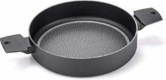 Zwarte Hapjespan - 24 cm - Moneta | Recy