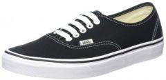 Vans Authentic Sneaker, Unisex Adulto, Nero (black/white)