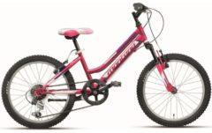 20 Zoll Mädchen Mountainbike 6 Gang Montana Escape Starrgabel Wham lila