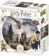 Prime3D 3D Image Puzzel - Hogwarts and Hedwig (500)