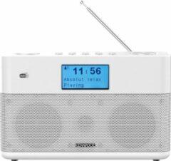 Kenwood wekker radio CR-ST50DABW