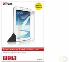 Hoofdtelefoon Trust Screen Protector 2-pack for Galaxy Note 8.0