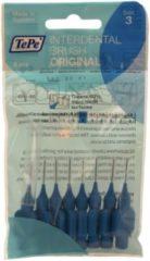 Blauwe TePe - Interdental Brush Normal (0,6 mm blue 8 pcs) - interdental toothbrushes