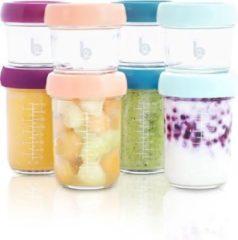 Babymoov Babybols In Glas 4 X 240Ml + Receptenboek