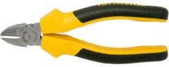Gele Ironside Zijsnijtang 2-componenten handvat 160mm