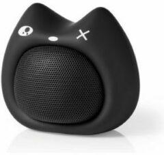 Nedis SPBT4110BK Animaticks Bluetooth Speaker 3 Uur Speeltijd Handsfree Bellen Kelly Kitten