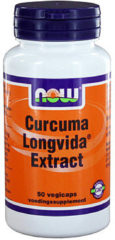 Now Foods Now Curcuma Longvida Extract Trio (3x 50vc)