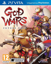 NIS America God Wars: Future Past PS VIta (82456)