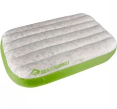Sea to Summit - Aeros Down Pillow - Kussen maat Deluxe groen