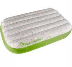 Donkergroene Aeros Down Pillow Deluxe Kussen