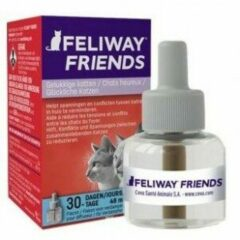 Feliway FRIENDS Verdamper voor de kat Verdamper + Vulling 48 ml