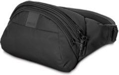 Pacsafe Metrosafe LS120-Anti diefstal Heuptas-2 L-Zwart (Black)