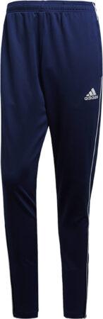 Afbeelding van Donkerblauwe Adidas Performance Trainingsbroek Core 18 CE9036