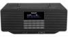 Panasonic RX-D70BT radio Draagbaar Analoog & digitaal Zwart