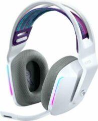 Logitech G G733 LIGHTSPEED Wireless Gaming Headset / Wit