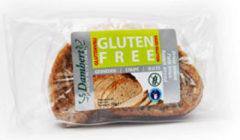Damhert Bruin brood glutenvrij 200 Gram