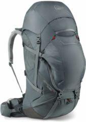 Lowe Alpine - Women's Cerro Torre ND 60 - Trekkingrugzak maat 60 l - Small: 43-53cm, grijs/zwart