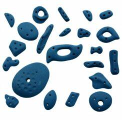 KMZ Holds - Spax 1 - Klimgrepenset 22 st. blauw