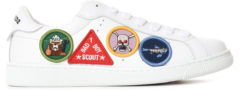 Bianchi Sneakers Dsquared2
