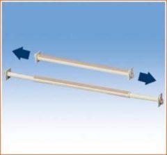 Ferplast Zitstok Comfort 1 4172 12mm - Vogelverblijven - van 26.6 tot 36.2 cm Beige