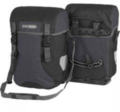Zwarte Ortlieb Tas Voor Sport Packer Plus F4904 Grani-Black Ql 2.1