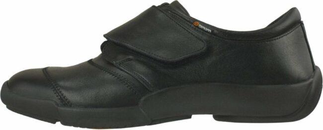 Afbeelding van Zwarte Binom Klittenbandschoen