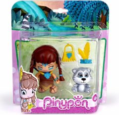 Pinypon Sprookjesfiguur 7cm Pocahontas