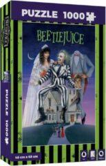 Merkloos / Sans marque Beetlejuice: Beetlejuice Movie Poster Puzzle
