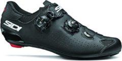 Zwarte Sidi Genius 10 Schoenen Heren, black/black Schoenmaat EU 41
