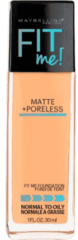 Maybelline Fit Me! Matte and Poreless Foundation 30ml (Various Shades) - 230 Natural Buff
