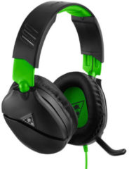 Zwarte Turtle Beach Ear Force Recon 70X Gaming Headset - Xbox One & Xbox Series X