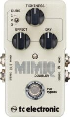 TS Electronic TC Electronic Mimiq Doubler delay/echo/looper pedaal