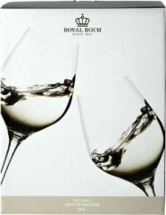 Transparante Royal Boch Glas Witte Wijnglazen 48cl - Set van 2