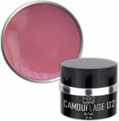 Mega Beauty Shop® Builder camouflage 15 ml (nr. 02) Uv gel - Kunstnagels