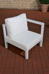 CLP Eck-Sofa Links VITUS LIVING Outdoor Lounge-Set Vitus ? das ?Sofa-Feeling? für Draußen