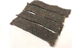 Competition vleesstrips vis - 100 gram