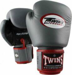 Twins Special - Boks handschoenen - BGVL-3 - Grijs/zwart - 16 oz
