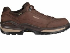 Lowa - Renegade GTX Lo - Multisportschoenen maat 11 - Standard, zwart/bruin