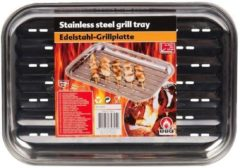 Barbecue Collection BBQ Collection Roestvrijstalen Grillplaat