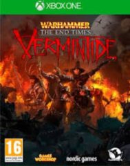 Nordic Games Microsoft Warhammer: The End Times - Vermintide, Xbox One Basis Xbox One Engels, Frans