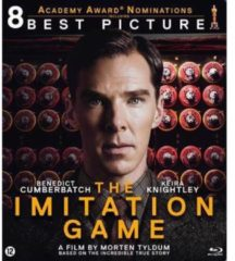 Strengholt The Imitation Game (Blu-ray)