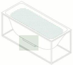 Witte Bette sensory afvoergarnituur chroom b631901