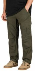 Carhartt WIP Aviation Pants groen